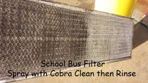 cleaning-school-bus-cabin-filter
